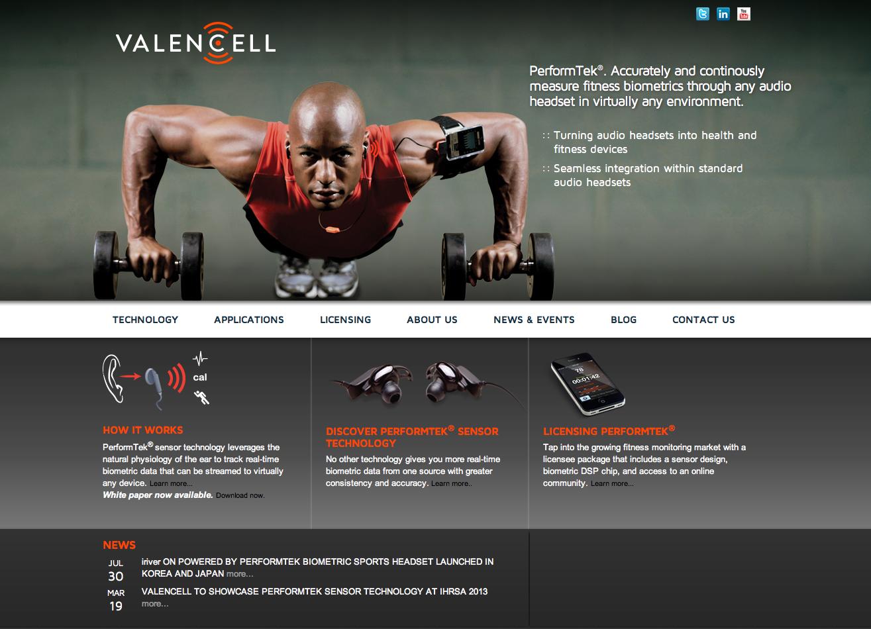 Valencell.com
